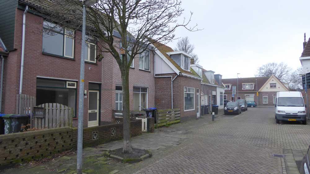 Bloemstraat 14 te Den Helder