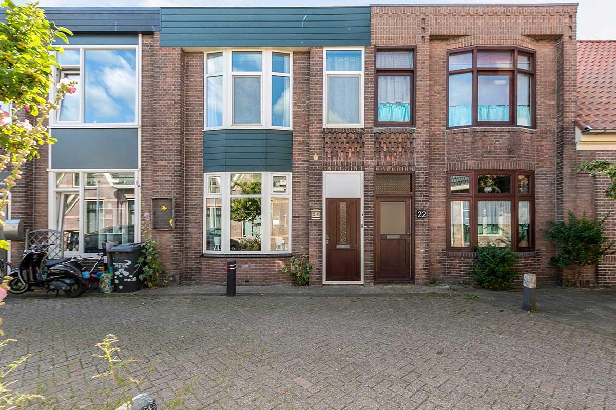 Cronjestraat 24<br />1782 EE  Den Helder