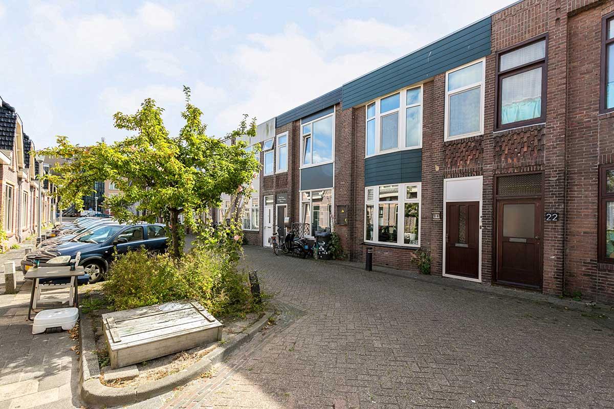 foto 2 van Cronjestraat 24 te Den Helder