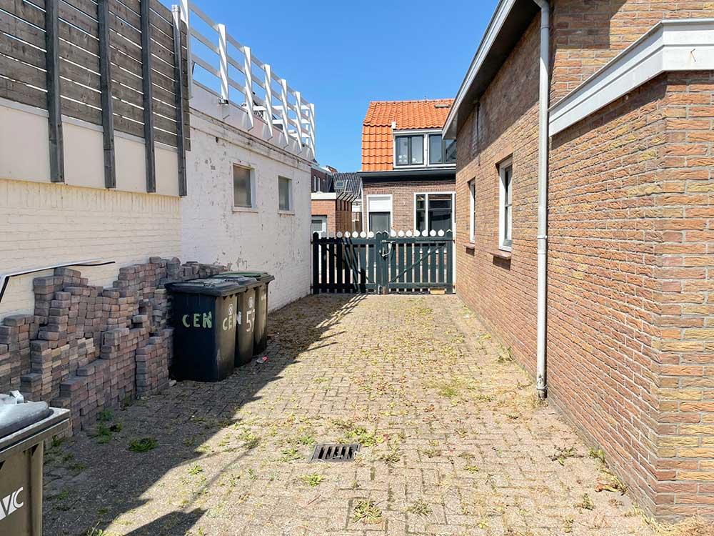De Ruijterstraat 36, 36a en 38 te Den Helder