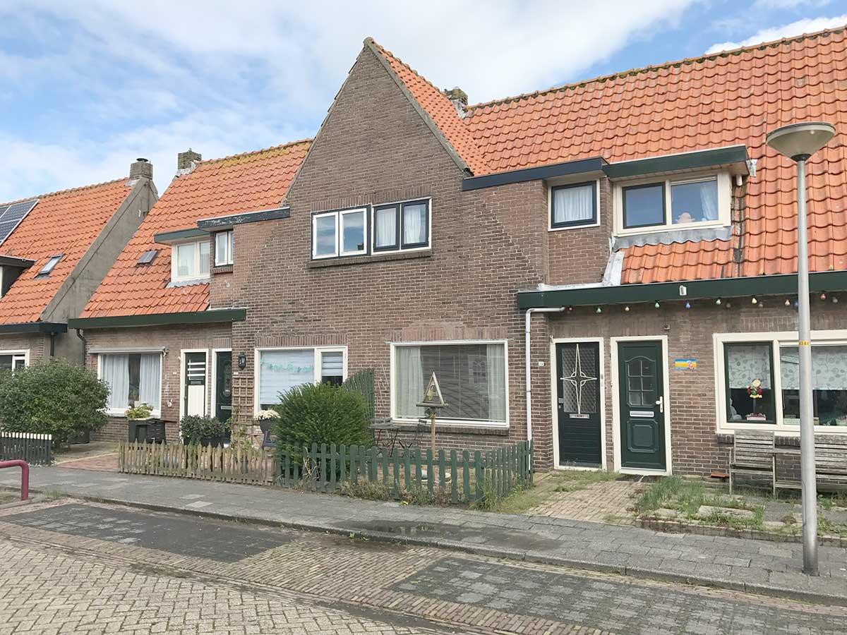 foto 1 van Dijkstraat 29, Den Oever