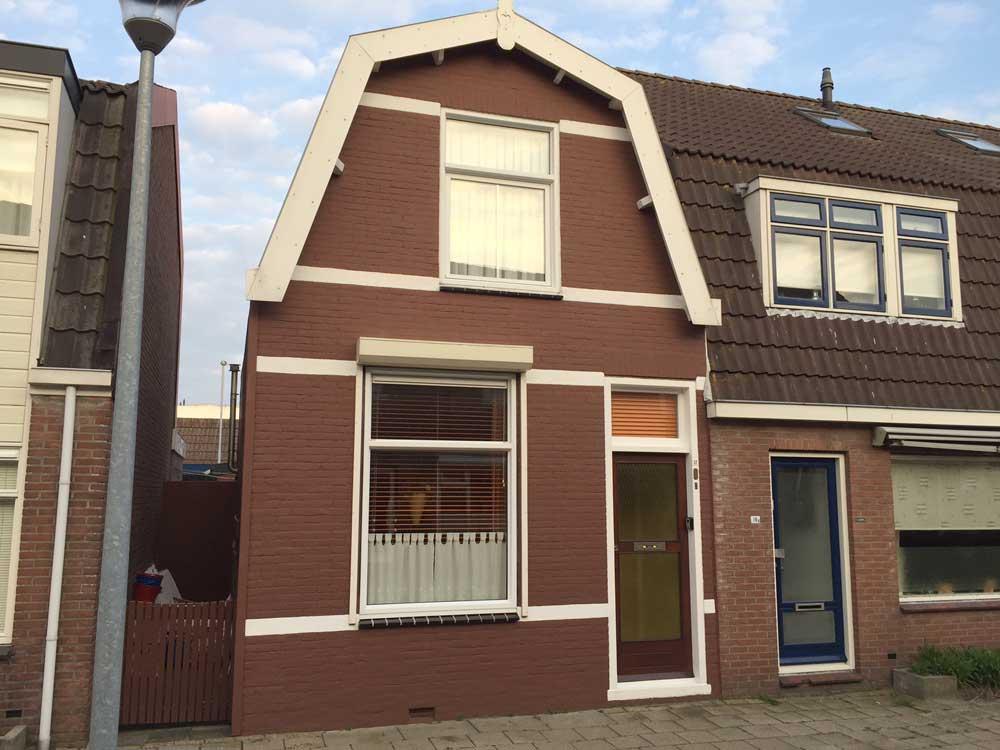 Gasstraat 17 te Den Helder