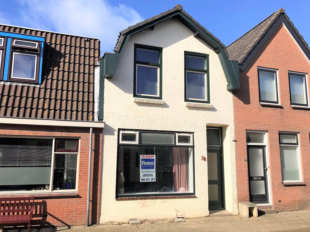 Gasstraat 70 te Den Helder