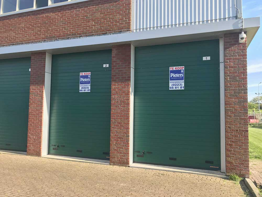 Het Arsenaal 44 box 1 + box 2, Den Helder