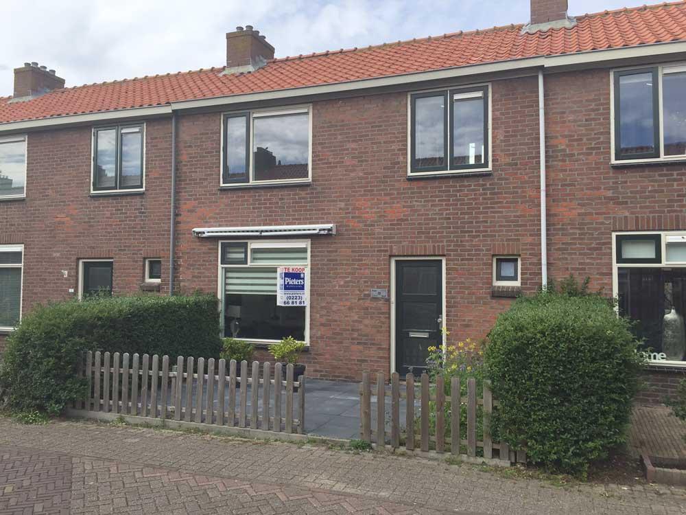 Jan Bijlstraat 15, Den Helder