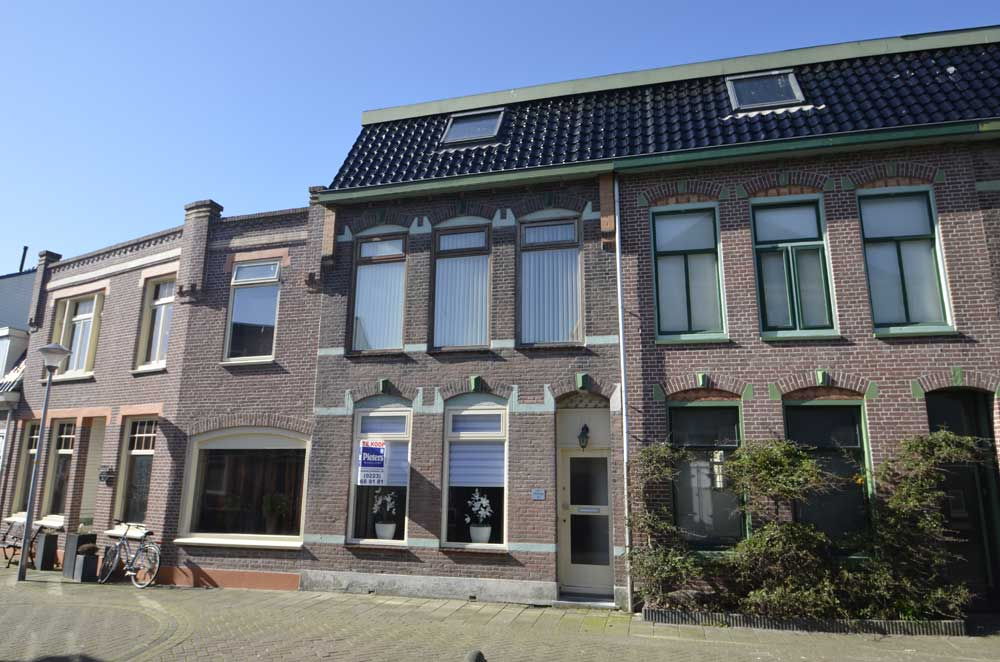 Janzenstraat 6, Den Helder