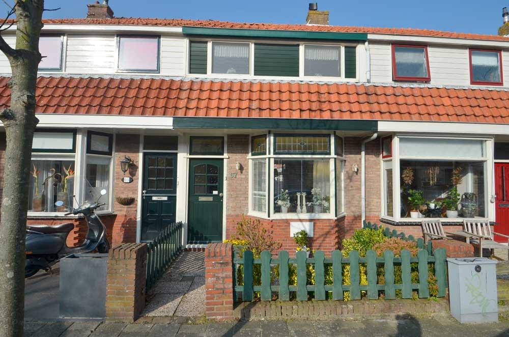 foto 1 van Joubertstraat 67, Den Helder