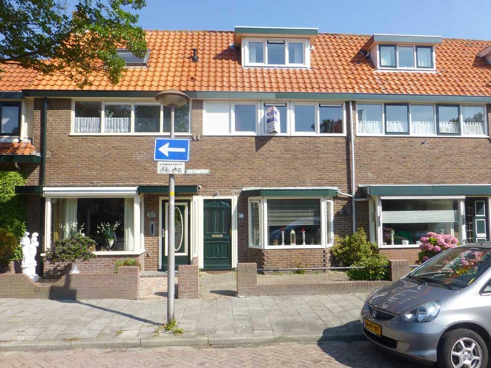 foto 2 van Ooievaarstraat 47 te Den Helder