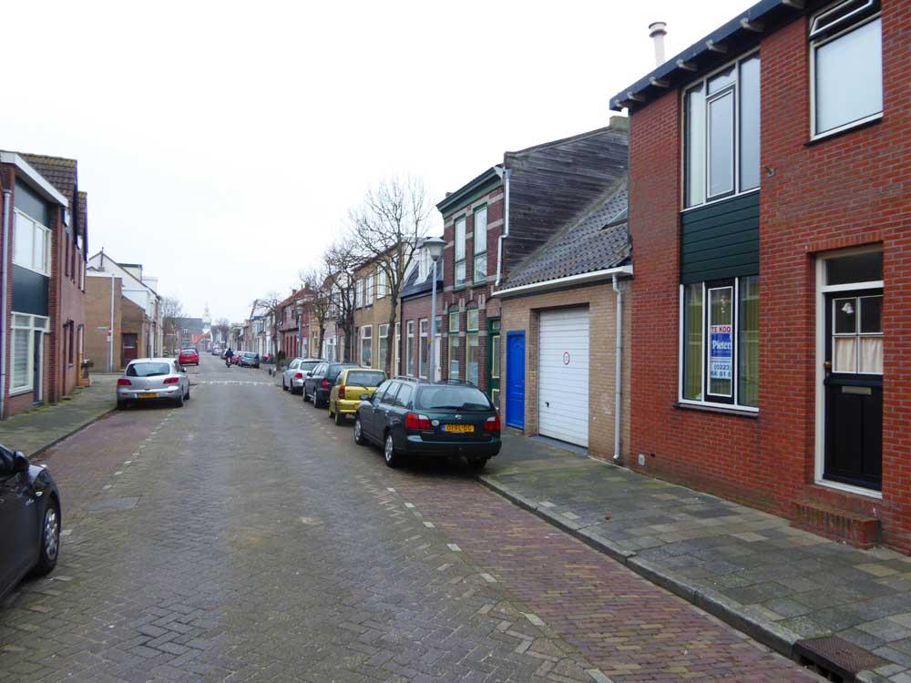 foto 2 van Oostslootstraat 91 te Den Helder