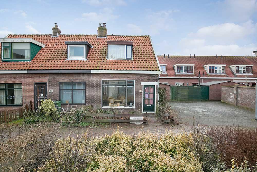 foto 1 van Visstraat 25 te Den Helder