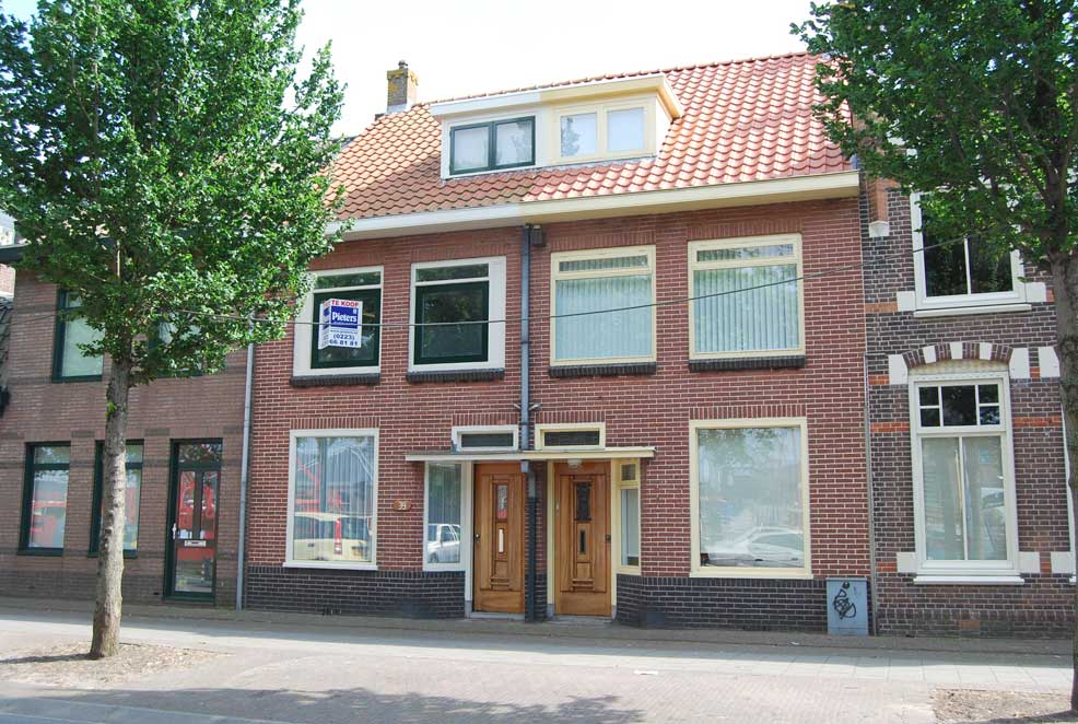 Zuidstraat 39, Den Helder